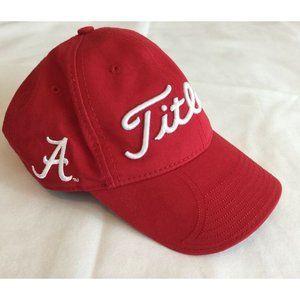 Titleist University of Alabama Crimson Tide Cap